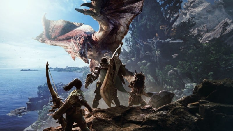 Monster Hunter Favorite Game Of 2018