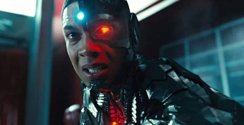 DCEU Shared Universe: Cyborg