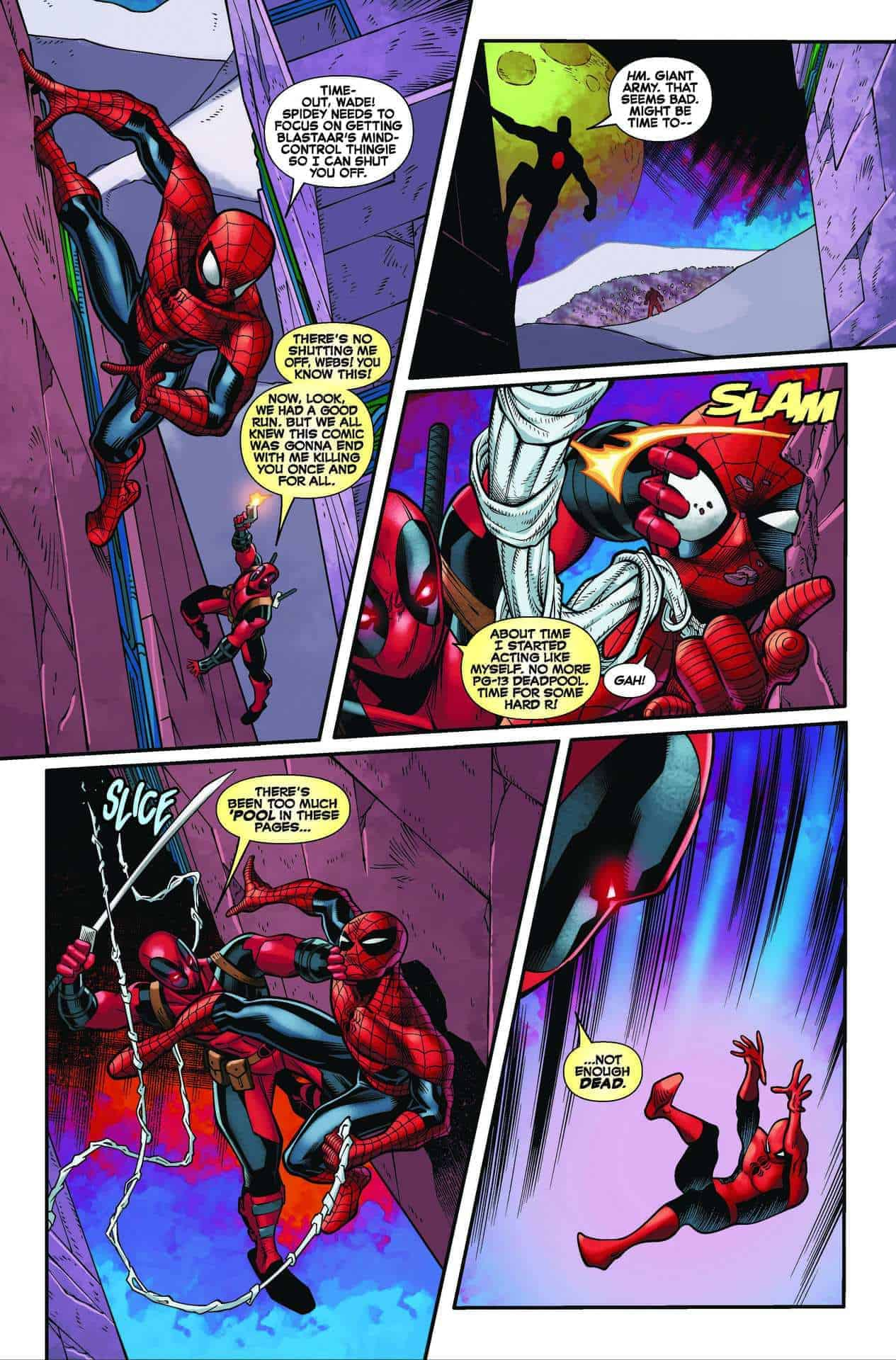 Spider-Man/Deadpool #45