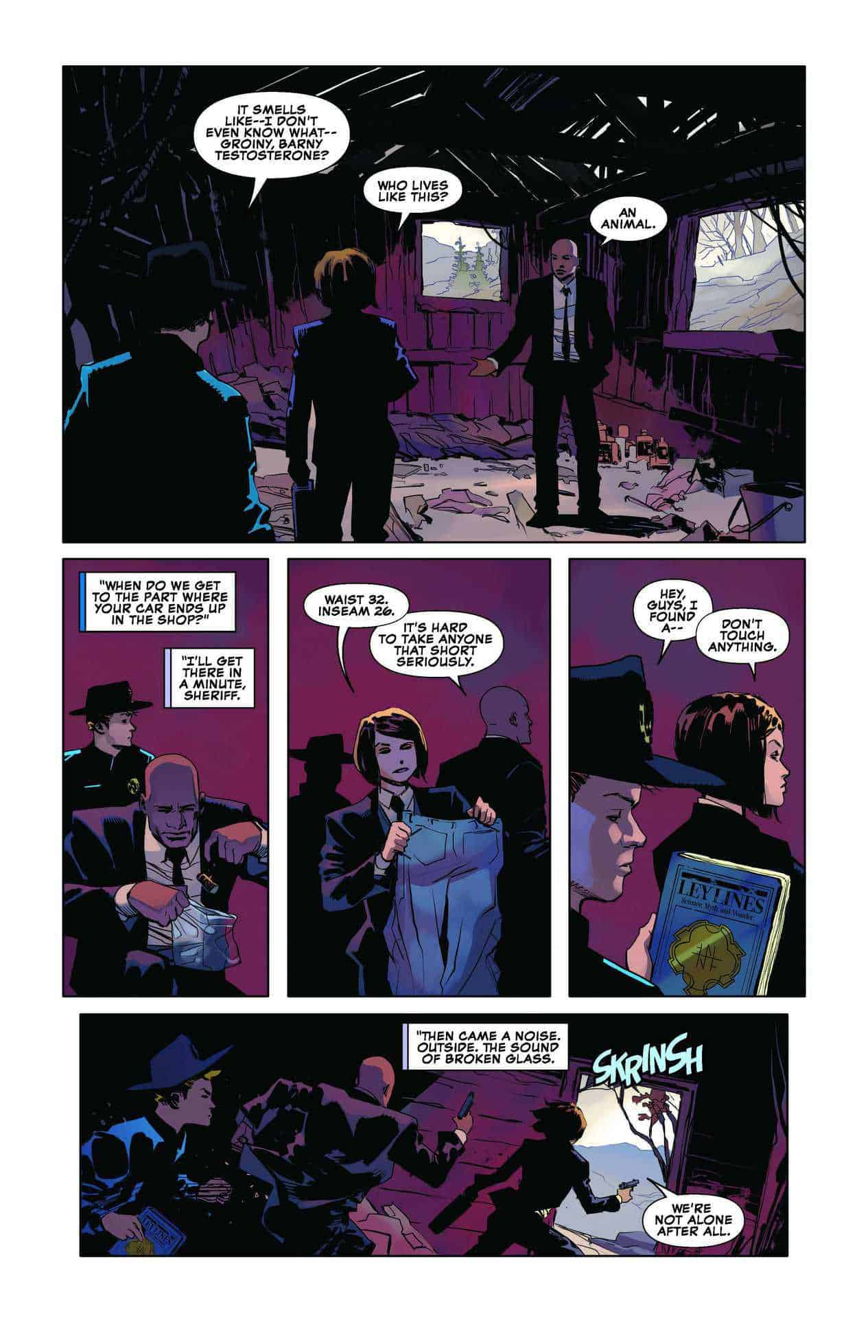 Wolverine The Long Night #2