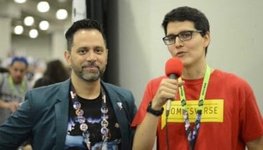 edgardo miranda-rodriguez at new york comic con 2018
