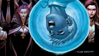 THE SILENCER #12 Cover. Image Courtesy of DC Entertainment.