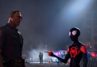 family in into the spider-verse