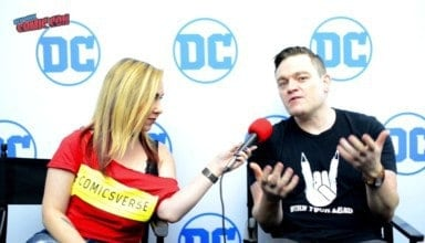 Scott Snyder interview at New York Comic Con 2018