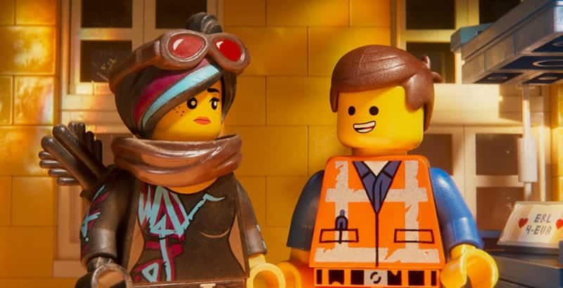 The Lego Movie 2: Lucy and Emmet