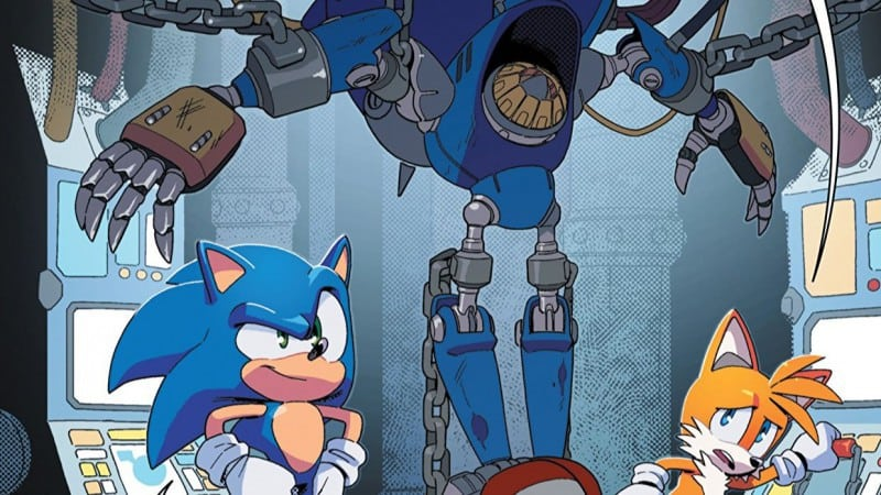 Metal Sonic Is Defeated What S Next After Sonic The Hedgehog 1 12 Comicsverse