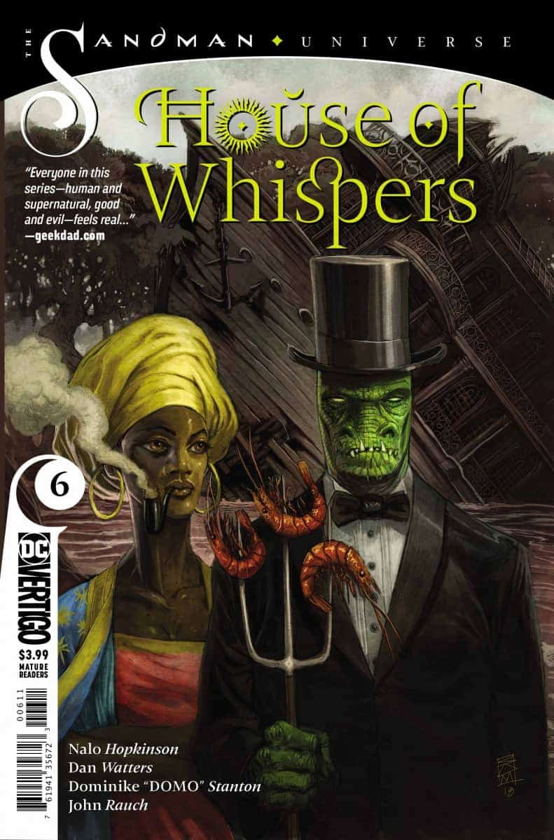 HOUSE OF WHISPERS #6