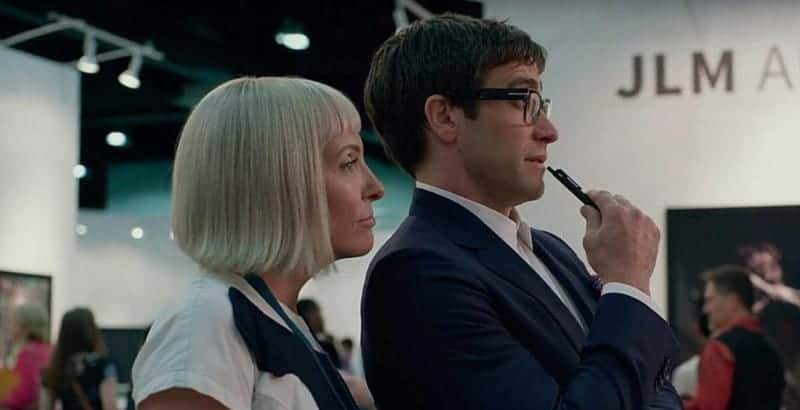 VELVET BUZZSAW: George and Morf