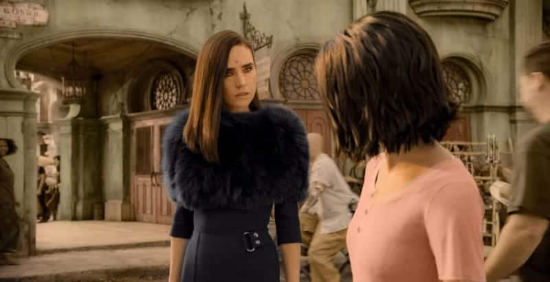 Alita: A mother-daughter meeting of sorts
