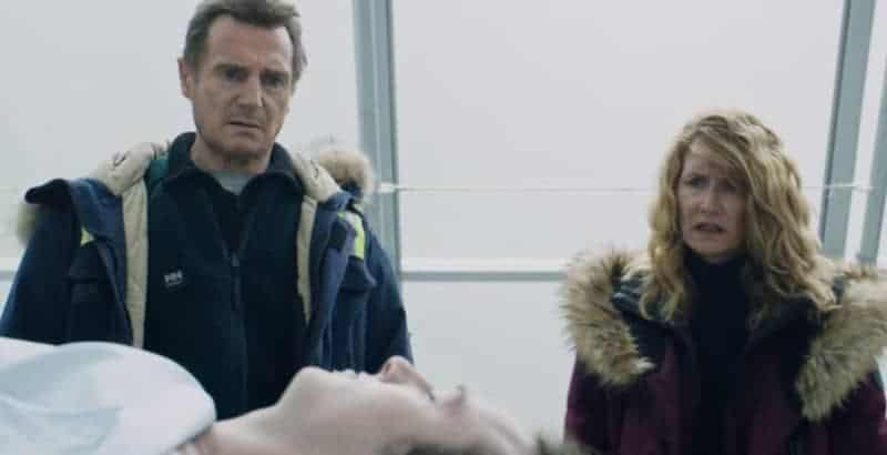 COLD PURSUIT: Nelson and Grace