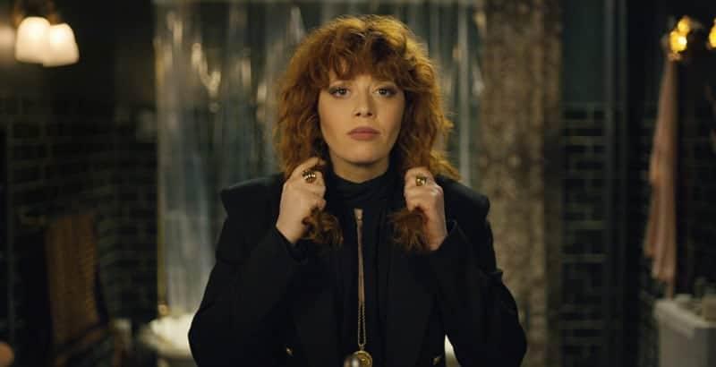 RUSSIAN DOLL: Nadia