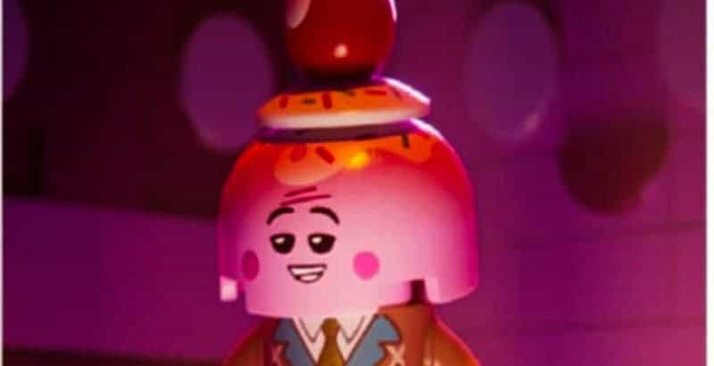 The Lego Movie 2: Ice Cream Cone