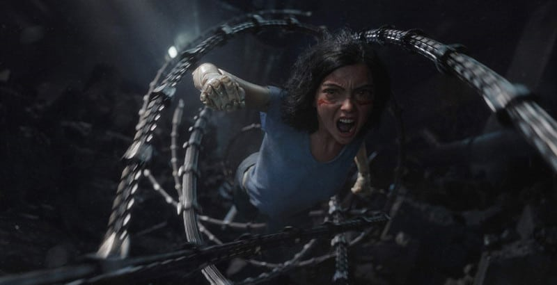 Alita: Flying Punch