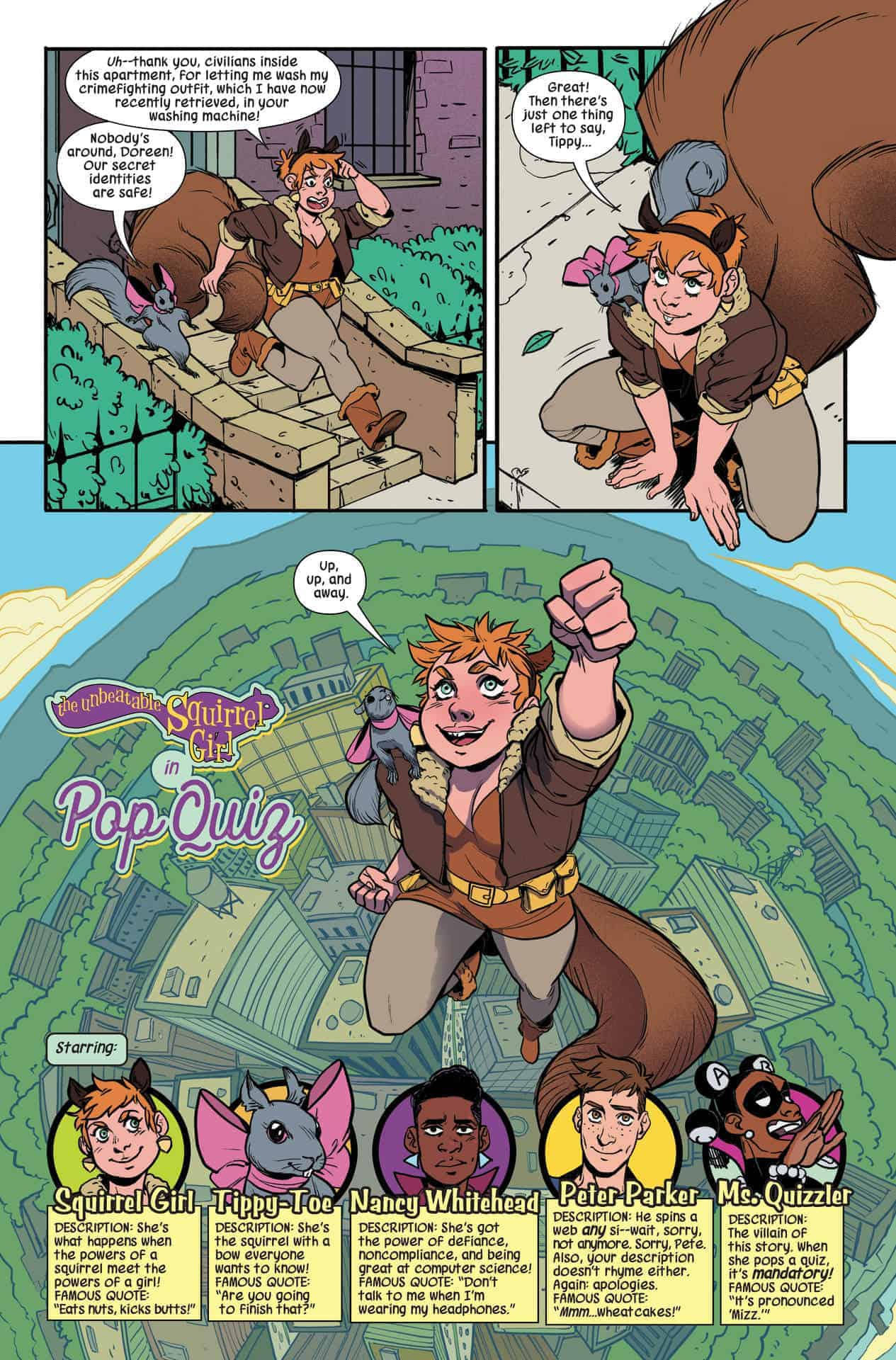 Squirrel Girl #41