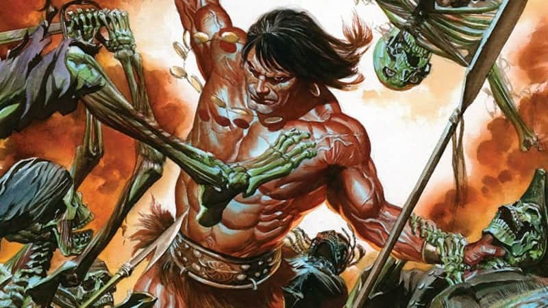Savage Sword of Conan #1.1