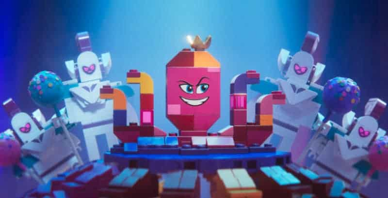 The Lego Movie 2: The Queen
