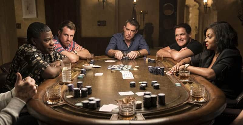 WHAT MEN WANT: Poker Game