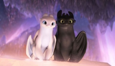 The Hidden World: Two Dragons in Love Featured