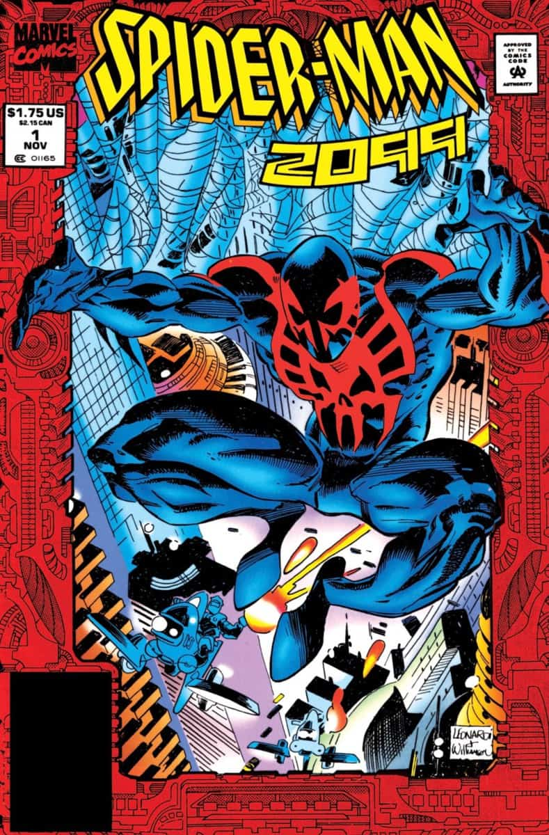 spider-man 2099 first appearance