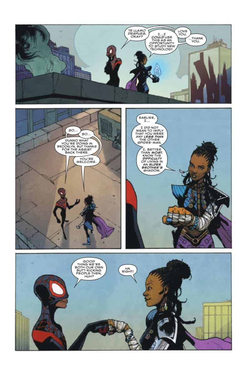 SHURI #6-FRIENDSHIP