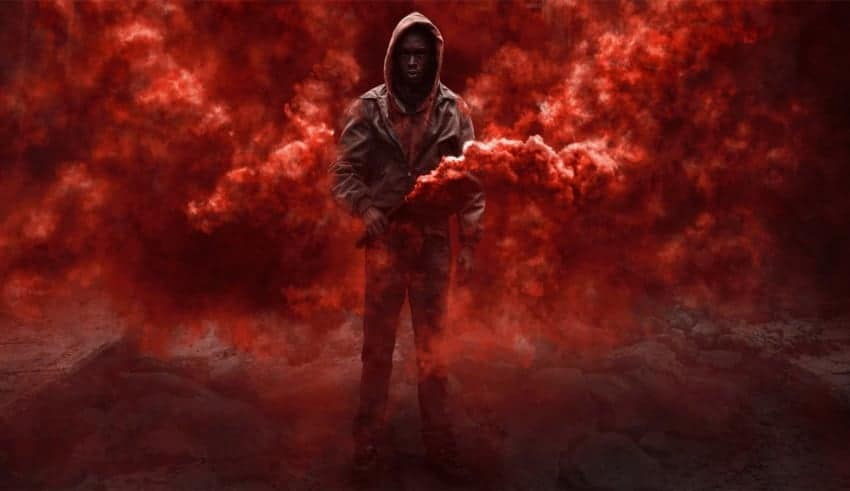 Captive State: Flare Featured