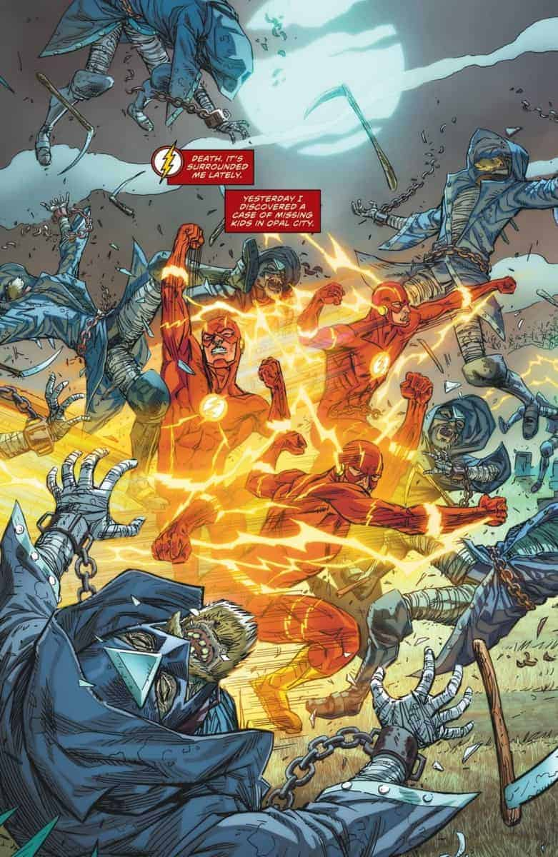 THE FLASH #67