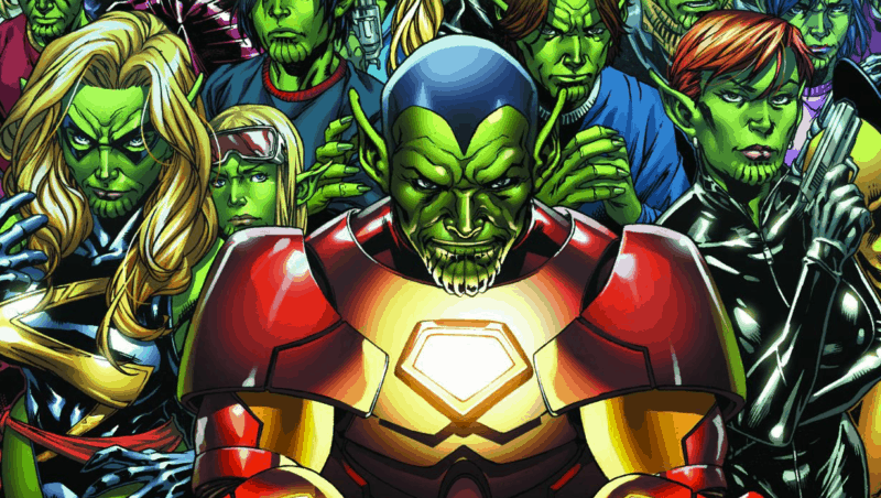 Marvel's SECRET INVASION