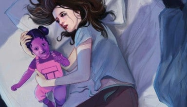 JESSICA JONES:PURPLE DAUGHTER