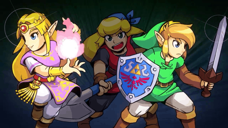 nindies link zelda