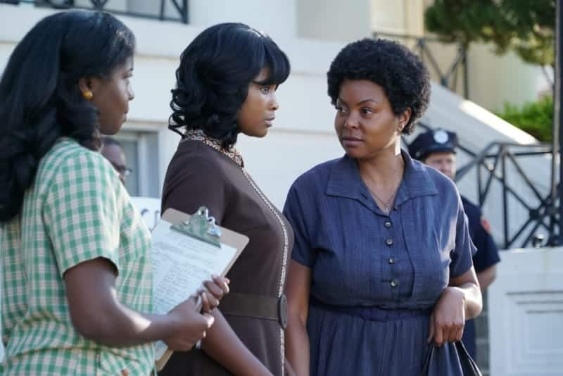 THE BEST OF ENEMIES- Taraji P. Henson as Ann Atwater