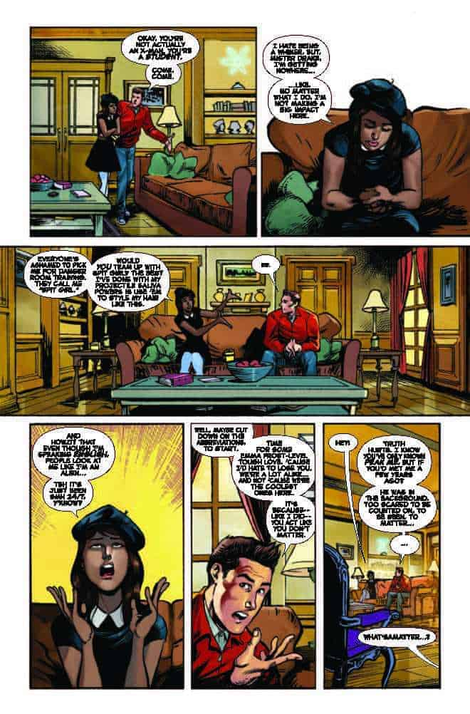 Uncanny X-Men- Winter's End #1