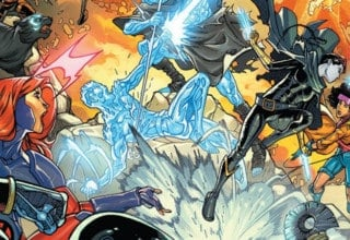 Uncanny X-Men- Winter's End #1.1