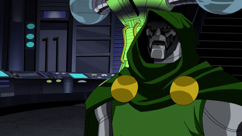doctor doom, mcu