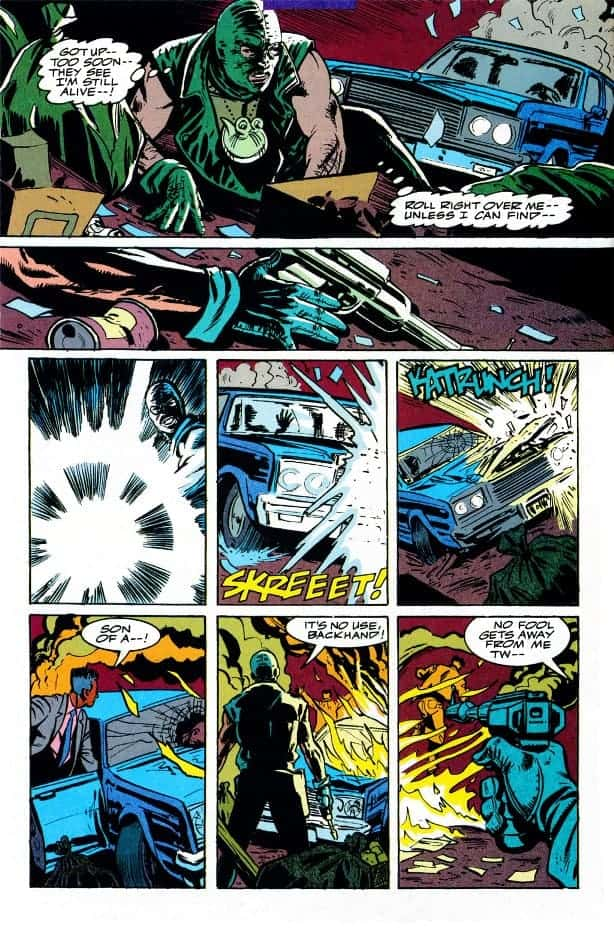 Foolkiller: Grindhouse style