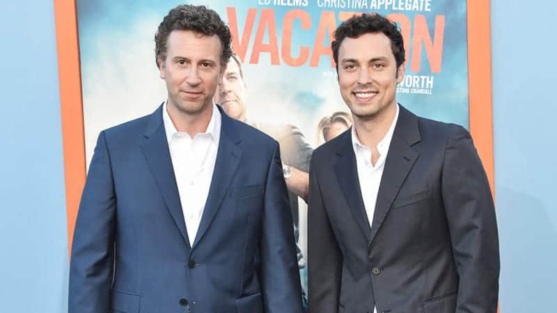 John Francis Daley and Jonathan Goldstein