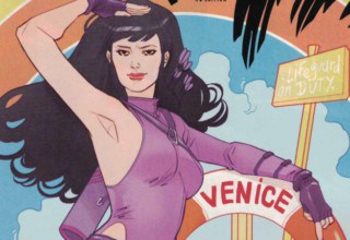 Kate Bishop Hawkeye Podcast
