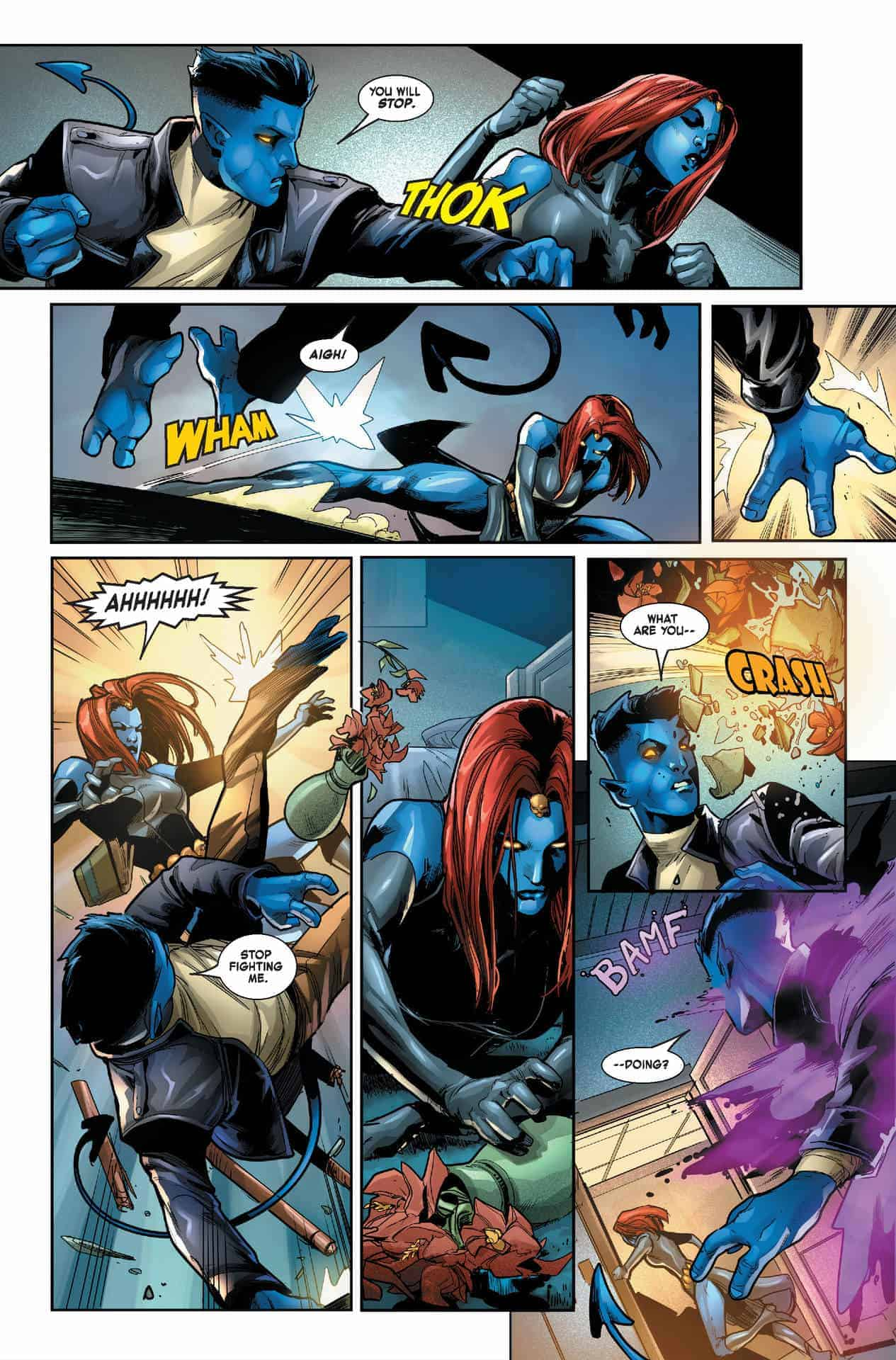 Age of X-Man: The Amazing Nightcrawler #3