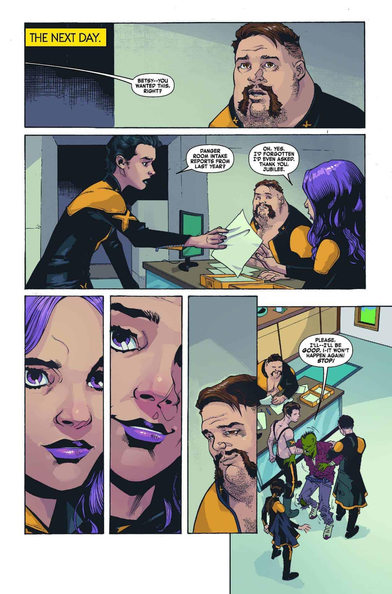 age of x-man x-tremists #3