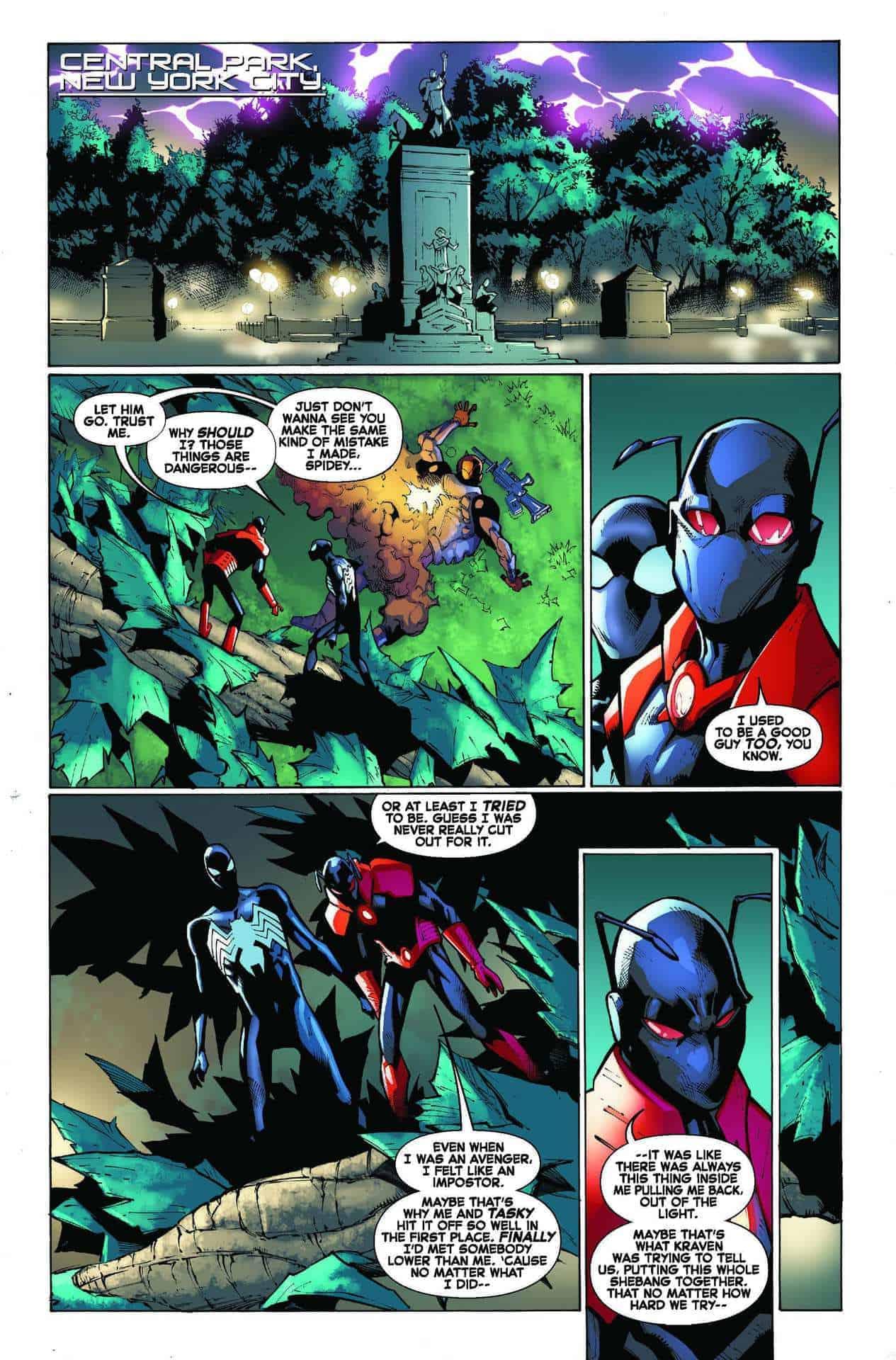 Amazing Spider-Man #20