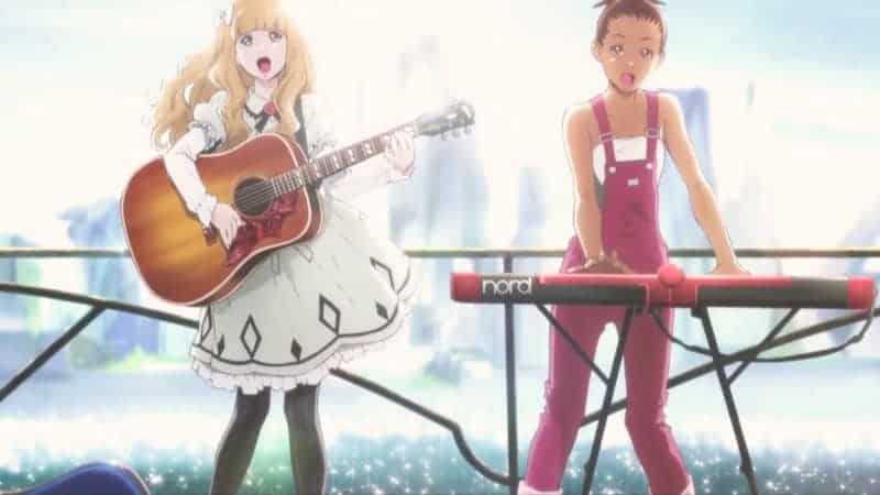 CAROLE AND TUESDAY  Spring Anime
