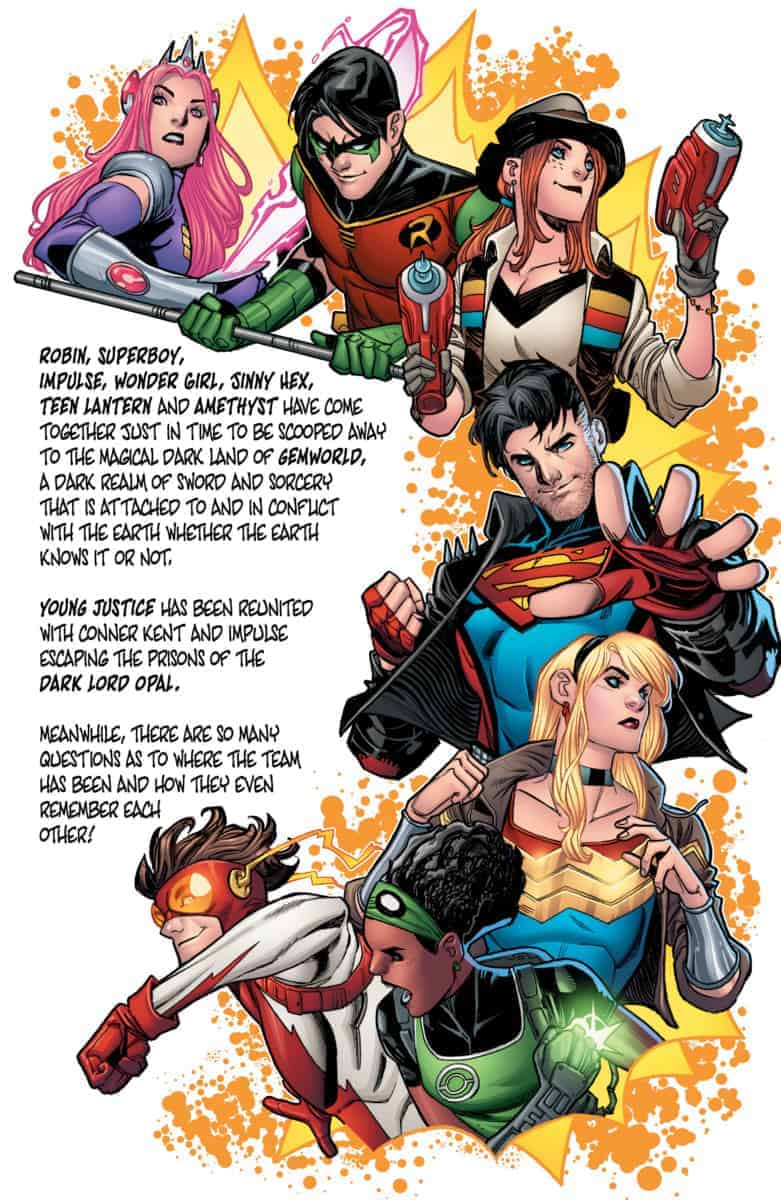 young justice #5