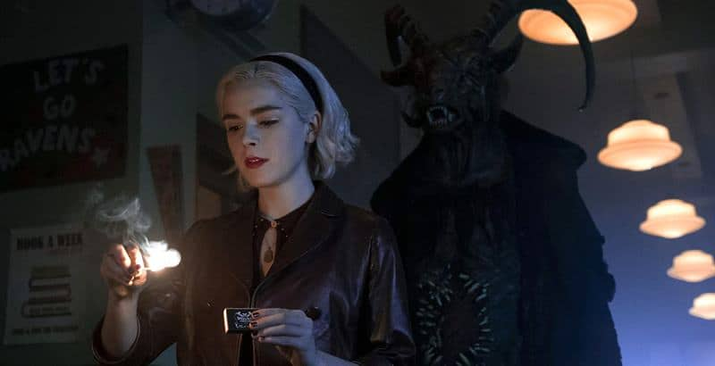 CHILLING ADVENTURES OF SABRINA: Sabrina