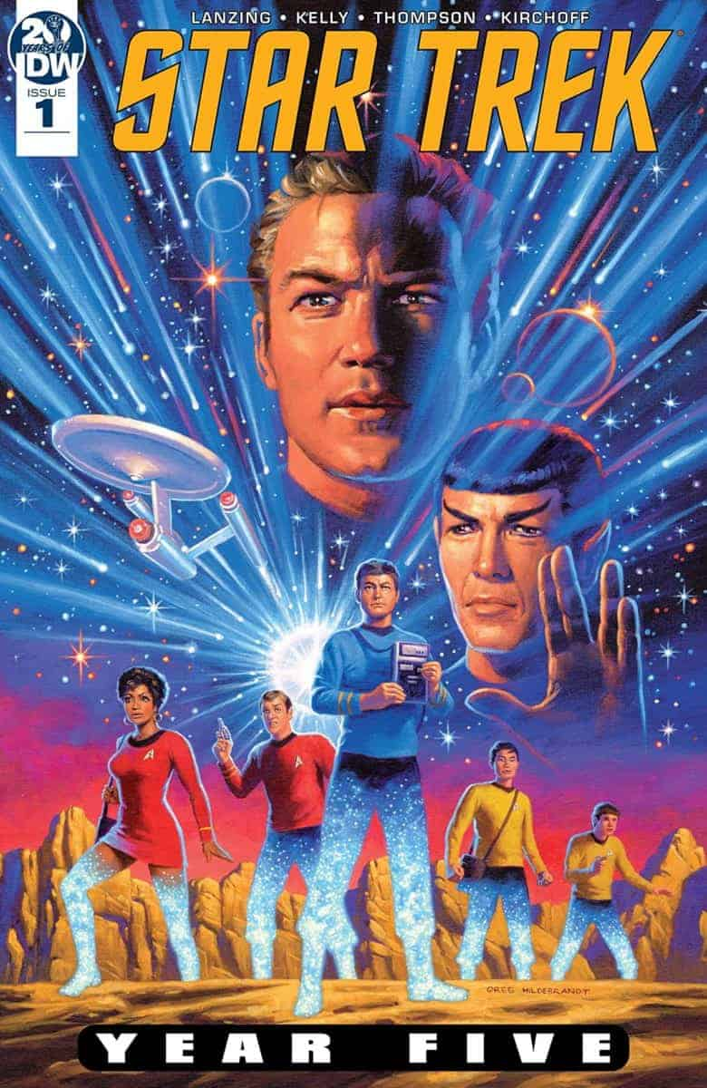 STAR TREK YEAR 5