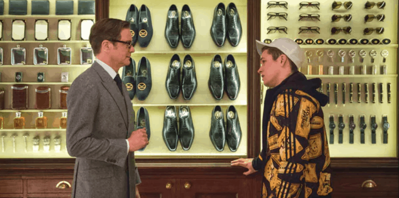 Deadly Class and Kingsman