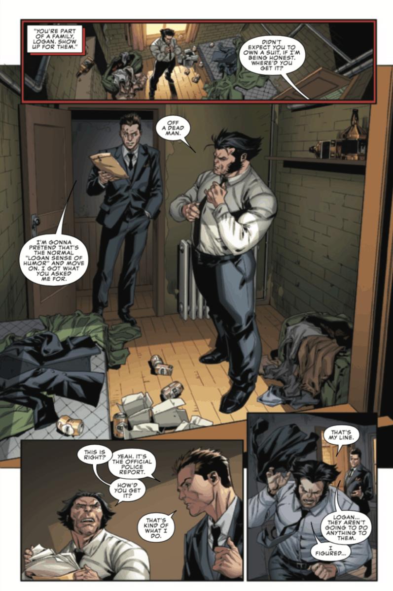 UNCANNY X-MEN #17 Wolverine