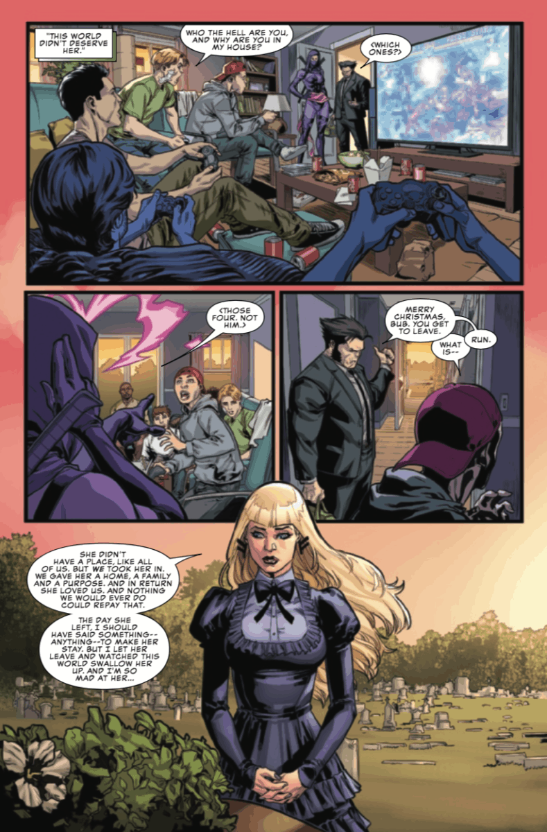UNCANNY X-MEN #17 Review