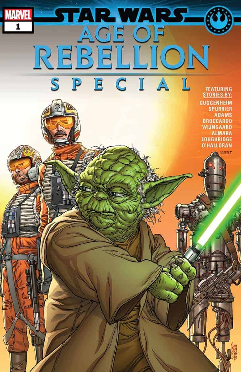 Star Wars AoR Special #1