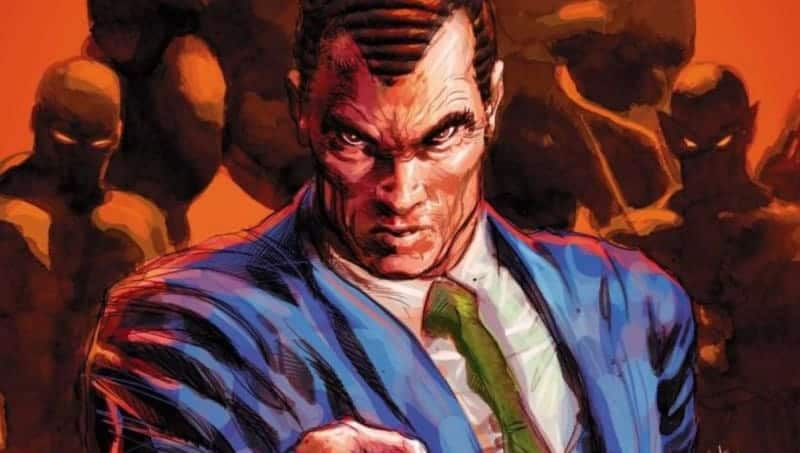 Norman Osborn forms the Dark Avengers