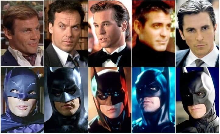 All the Actors to play Batman