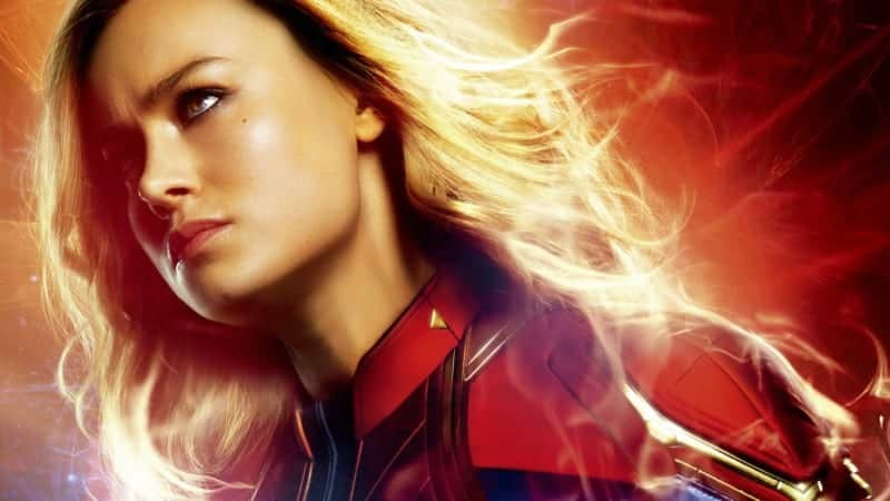 Courtesy of Marvel Entertainment - Captain Marvel